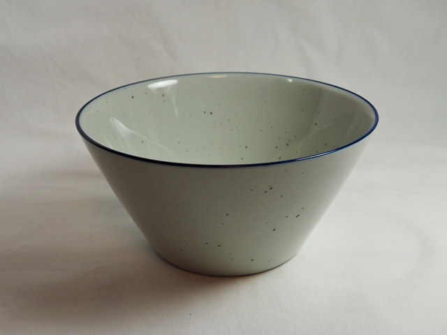 Manses Design OVANAKER Bowl Medium Blue line/モンセスデザイン オーバノーケル ボウル M /ブルーライン