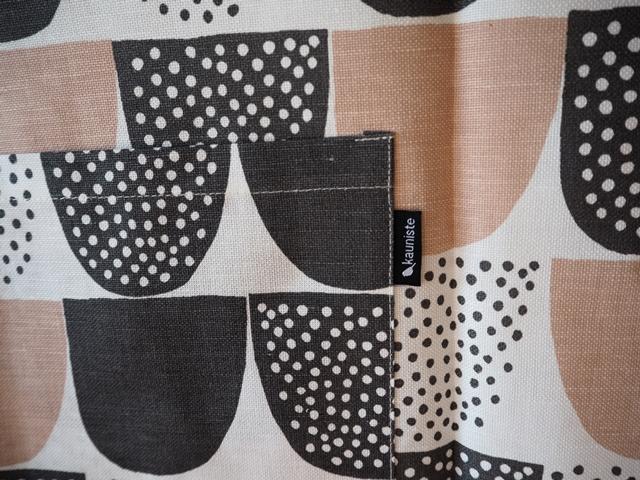 kauniste/カウニステ/北欧デザイン/エプロン/シュガー /ピンク