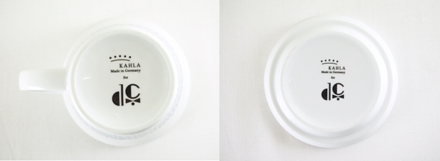 Darling Clementine/ダーリン・クレメンタイン Harvest ティーマグカップ ブルーベル/北欧雑貨