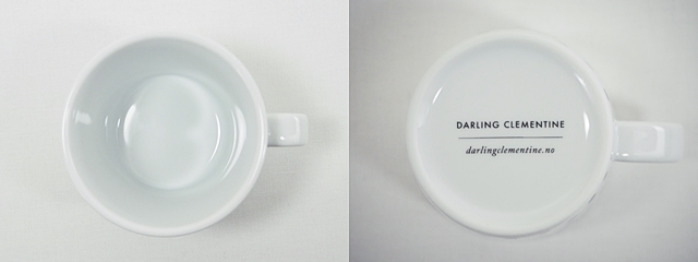 Darling Clementine/ダーリン・クレメンタイン Pickles マグカップ コンフェッティ/北欧雑貨