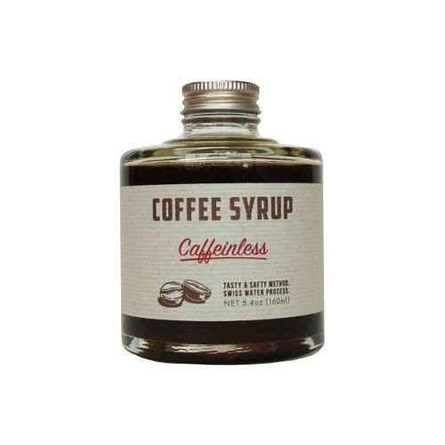 IFNi ROASTING&Co./イフニ ロースティング&コー//コーヒーシロップ/カフェインレス