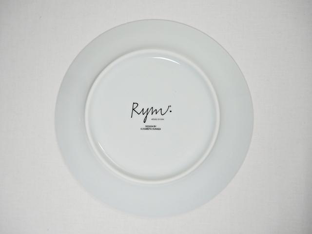 House of Rym (ハウス オブ リュム) / ティーカップ Spot BL & ソーサー Lucky Clover