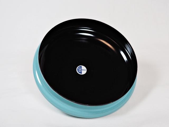 muurla basic series/ムールラ ベーシックシリーズ/琺瑯(ホーロー)製 グラスジャーエナメルリッド L ターコイズ 1200ml/北欧雑貨